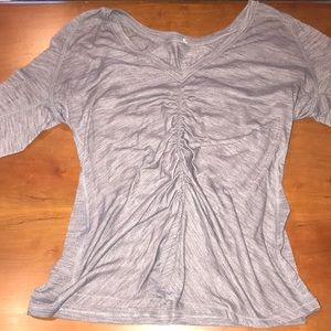 Lululemon workout long sleeve
